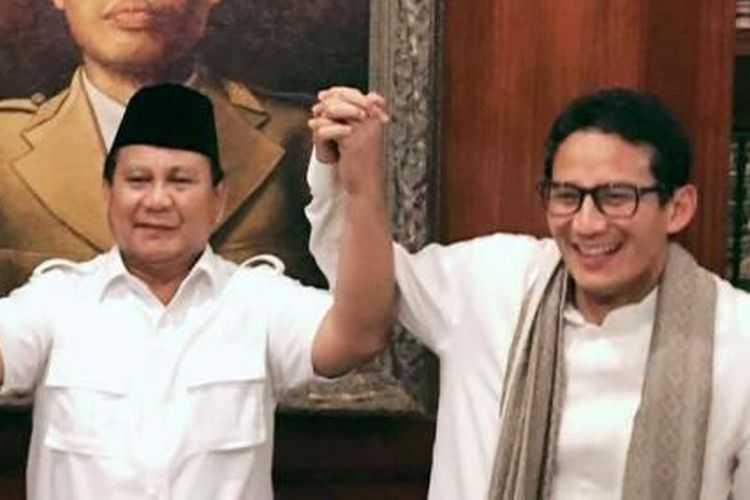 Menelisik Alasan Prabowo Pilih Sandiaga Uno