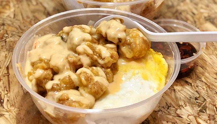 Lupakan Diet! Salted Egg Chicken di Serpong Berikut Wajib Dicoba