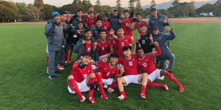 Ayo Suporter, Dukung U-16 Kalahkan Malaysia dengan Respek dan Sportif