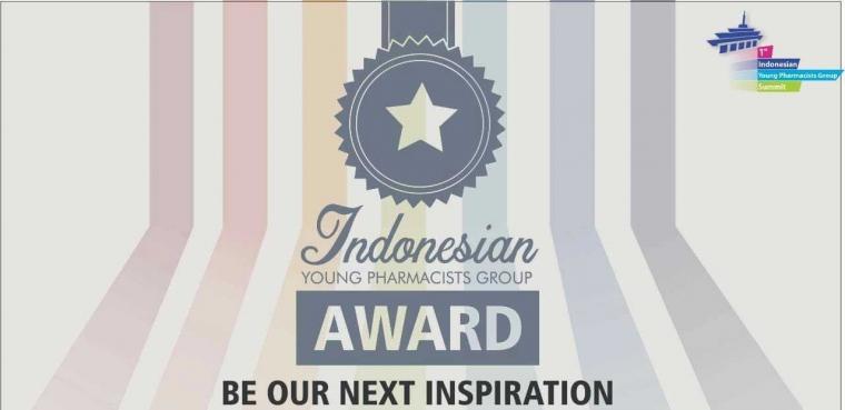 Wangi Tak Harum di Ajang Award Apoteker Muda Indonesia