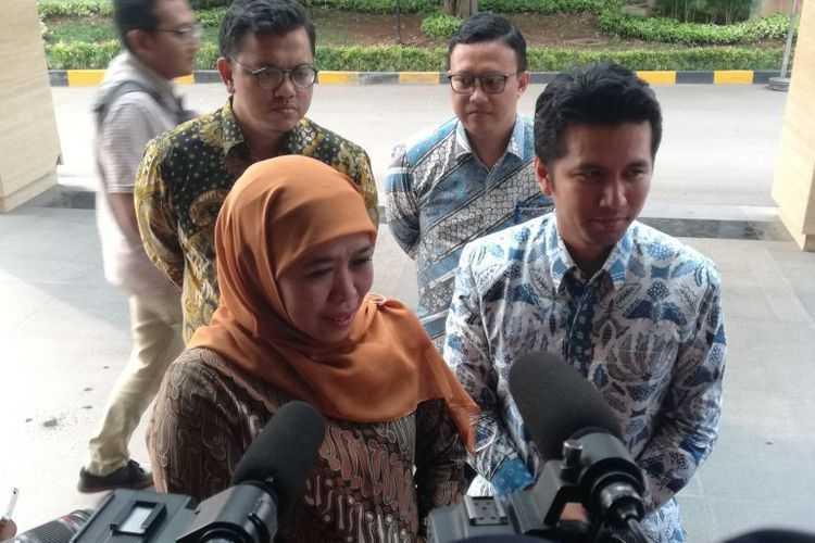 Demokrat Jatim Yakin Khofifah-Emil Punya Sikap Sama di Pilpres 2019
