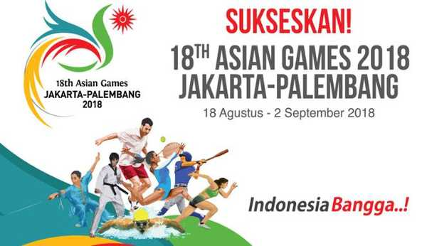 Intip Cara Mudah Masyarakat Indonesia Marakkan Asian Games 2018