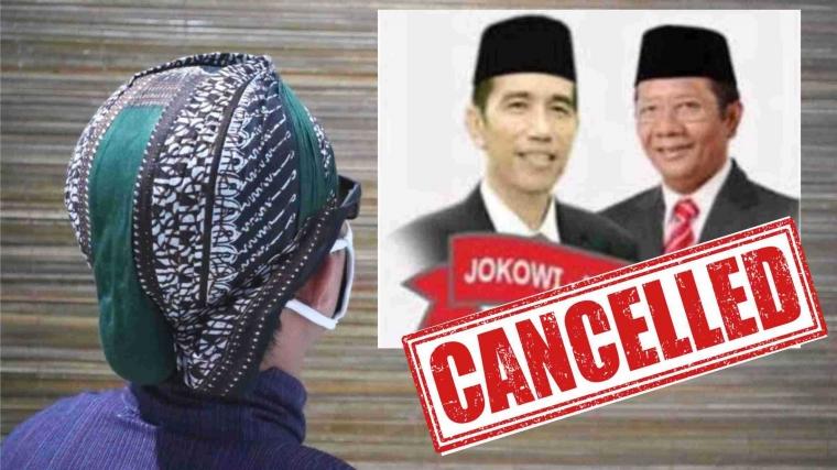 Tiga Fakta Tragis Deklarasi Capres Pilihan Jokowi dan Prabowo