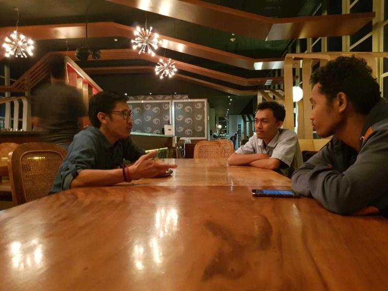 Kompasiana Gandeng JNE dan Kominfo Bahas Bisnis Online di Makassar