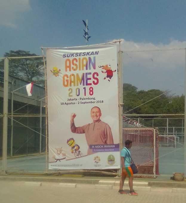 Tunjukan Pada Dunia, Jangan Sia-Siakan Momen Asian Games 2018