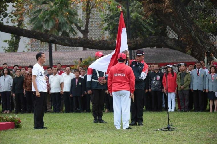 Chef de Mission Tim Indonesia Optimis Tambah Medali di Luar Target yang Ditetapkan Pemerintah