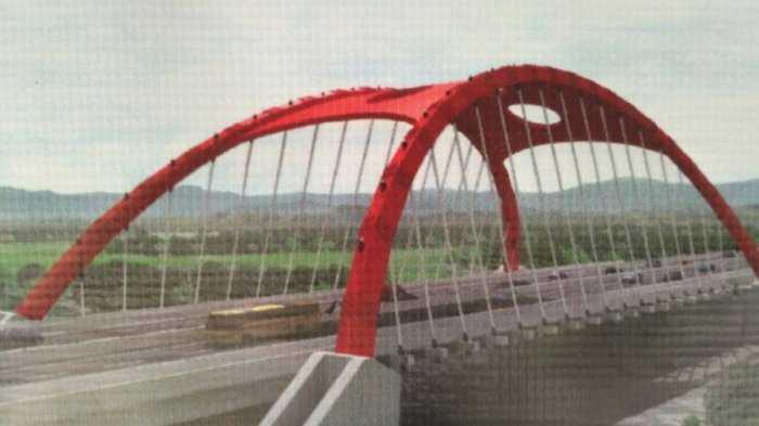 Membangun Infrastruktur Tetap Harus Menggunakan Komponen dalam Negeri
