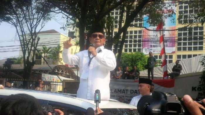 Sang Penyejuk dan Tempramen, Melihat Kontrasnya Pidato Jokowi dan Prabowo