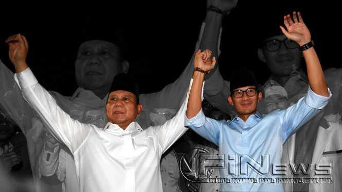 Akhirnya Demokrat Pastikan Dukung Prabowo-Sandiaga di Pilpres 2019