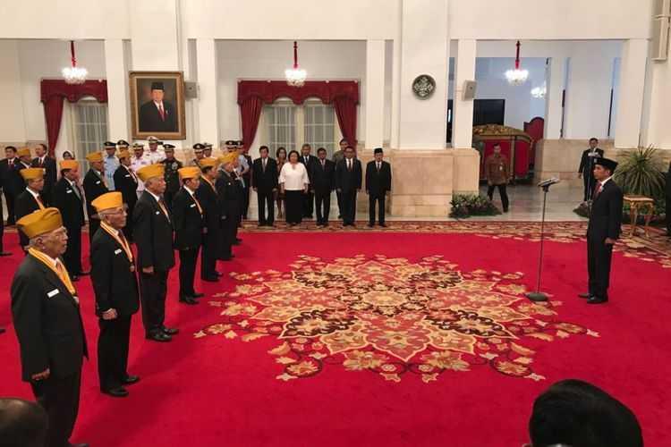 Setelah Dilantik Presiden, Tugas LVRI Semakin Berat
