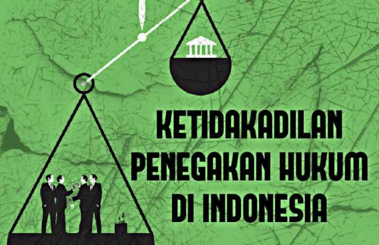 Perbedaan Perlakuan Hukum di Indonesia