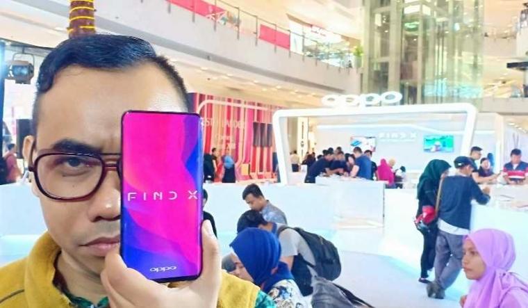 'OPPO Find X' Smartphone yang Menawarkan Lompatan Design dan Teknologi Baru