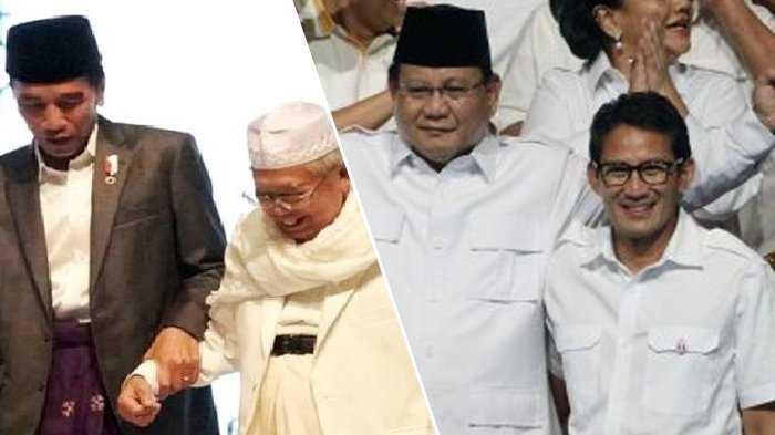 Jokowi Vs Prabowo Jilid 2, Akankah Peta Suara 2014 Berubah pada 2019?