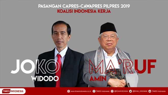Peran Ulama Harus Menyebar: Catatan terhadap KH Ma'ruf Amin Menjadi Cawapres Jokowi