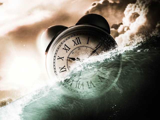 Waktu yang Membentang Jarak