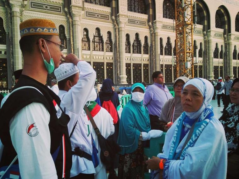 Tips Agar Jamaah Haji Tak Nyasar di Mekkah