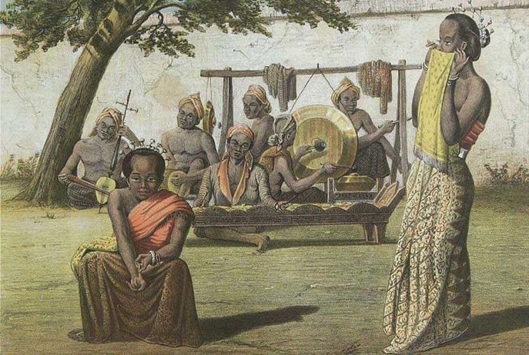 Gamelan adalah tentang Manusia Nusantara