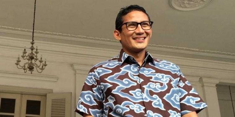 """Label Santri """"Post-Islamisme"""" untuk Sandi, Asa Terakhir PKS"""