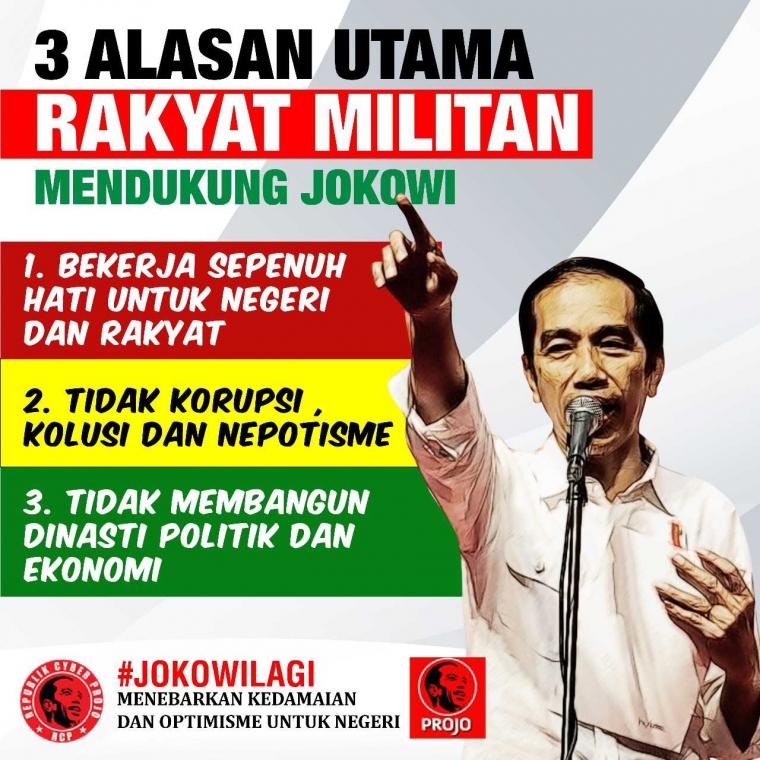 Budi Arie Setiadi: 3 Alasan Utama Mendukung Jokowi