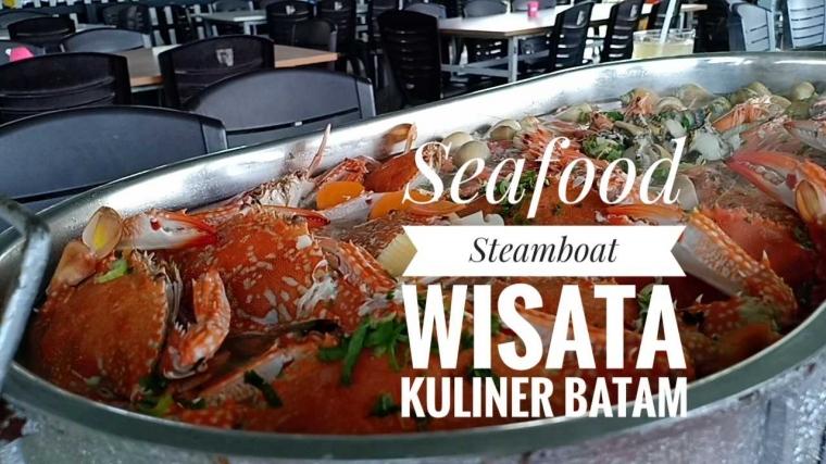 [Video] Seafood Steamboat, Wisata Kuliner Batam