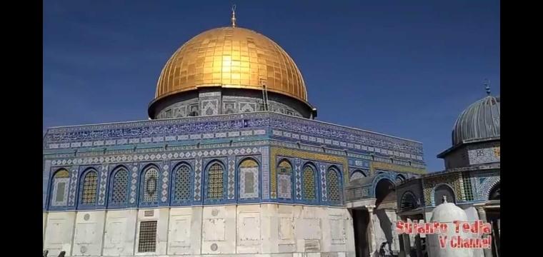 Mengunjungi Masjid Al Aqsa, Golden Gate, dan Tembok Ratapan di Yerusalem