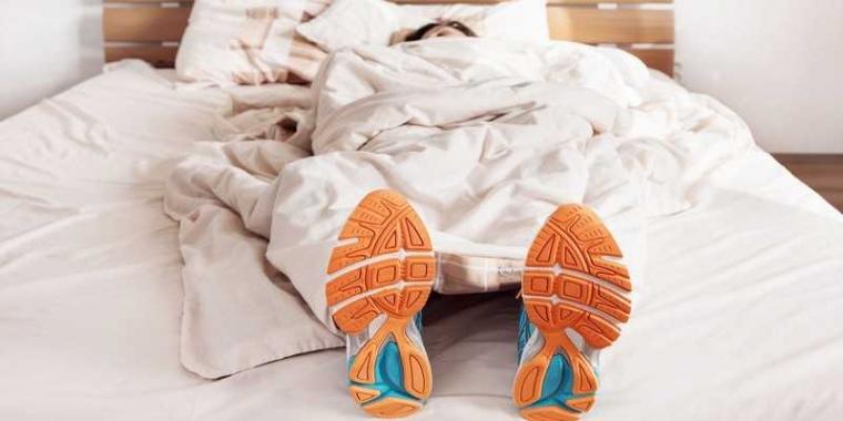 Tidur, Langkah Penting Seorang Atlet Menjadi Juara