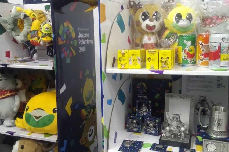 Upaya Pemerintah Gaungkan Produk UKM di Ajang Asian Games 2018