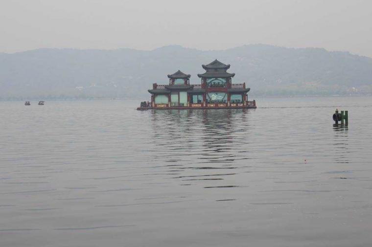 Indahnya Danau Barat di Kota Hangzhou, Tuan Rumah Asian Games 2022