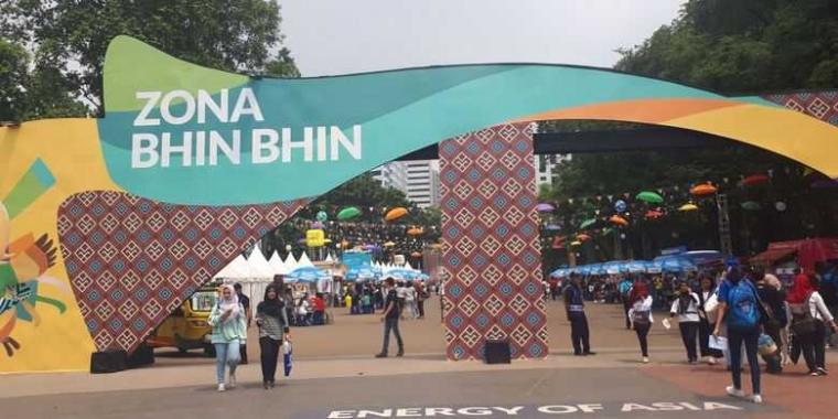Asian Games 2018 Sehari Jelang Penutupan