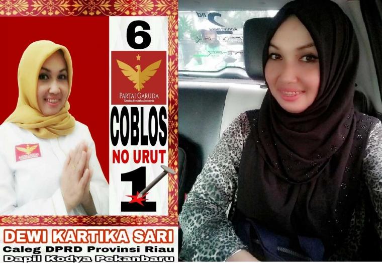 DKS Harapan Baru Warga Riau
