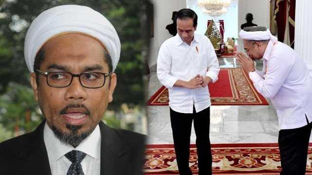 Jokowi Butuh Ngabalin, Ia Bukan Duri dalam Daging