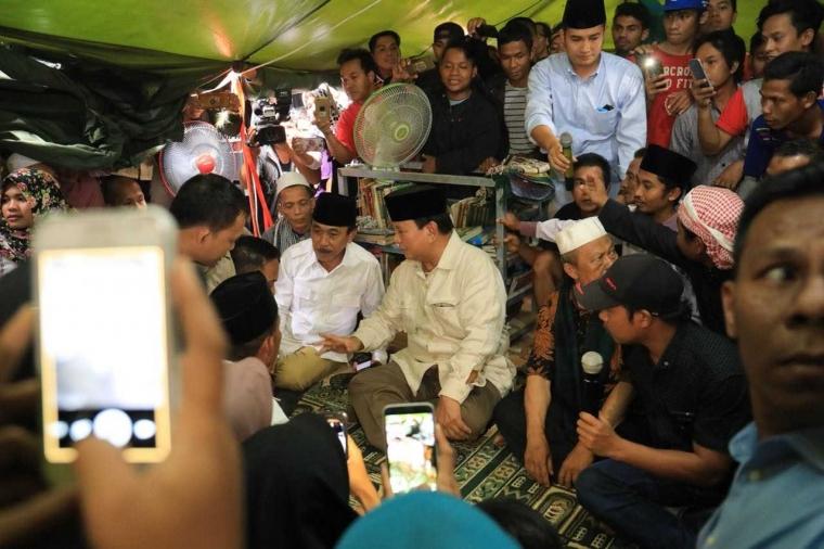 Bukti Nyata Prabowo Untuk Rakyat
