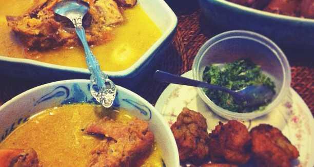 Resep Opor Ayam Lebaran Khas Ibu Hartati