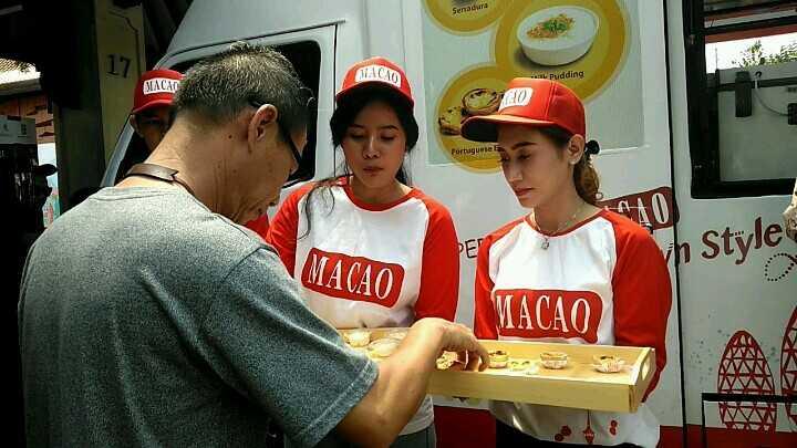 """""""Roadshow"""" di Jakarta, Macau Gaungkan Identitas Kota Gastronomi"""