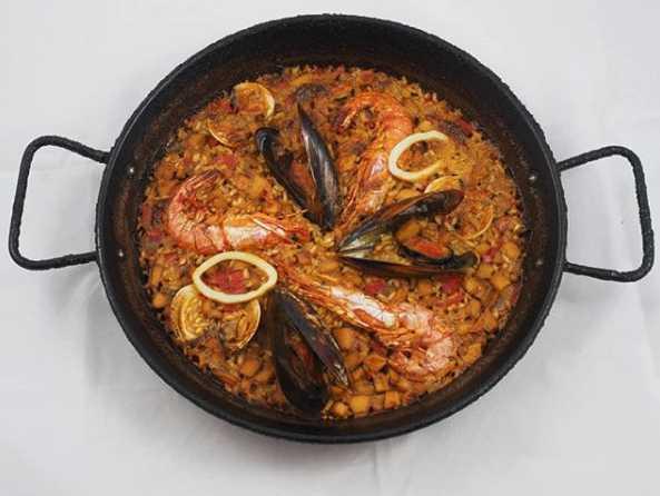 Kuliner di Barcelona