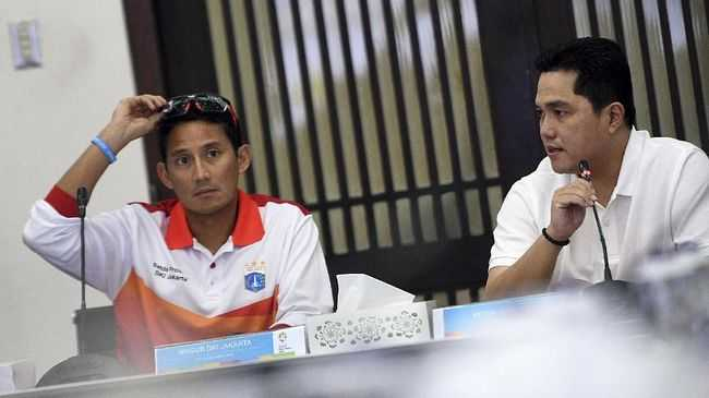 Gandeng Erick Thohir, Tim Jokowi Tidak Percaya Diri Imbangi Strategi Prabowo?