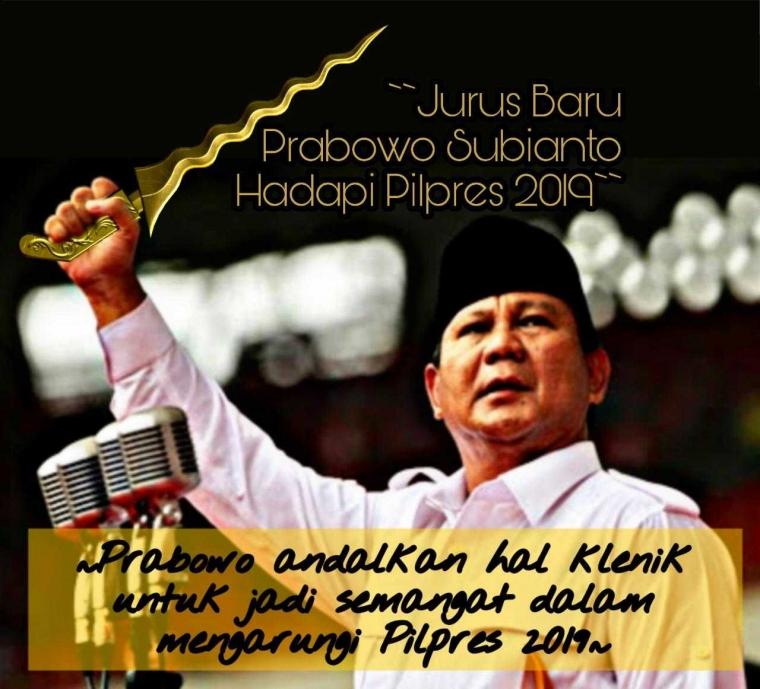 Makna di Balik Prabowo Memberikan Keris Emas kepada Ketua Timses Djoko Santoso