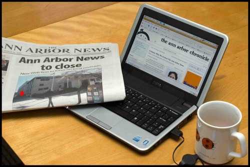 Kilas Balik Sejarah Media Online Dunia