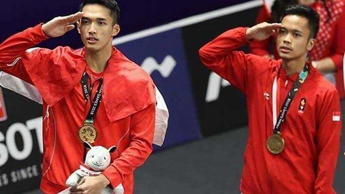 Jojo Tumbang, Ginting Menang di Hari Pertama Japan Open 2018