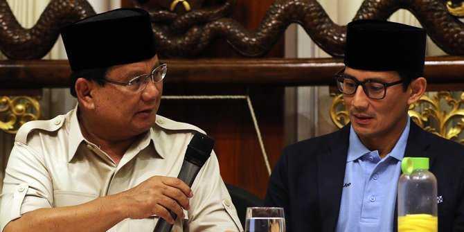 Ketika Isu Dollar Membuat Kubu Prabowo-Sandi Kehilangan Momentum Ekspektasi Publik