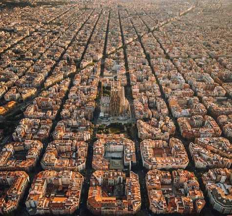 Area Terbaik Untuk Menginap di Barcelona