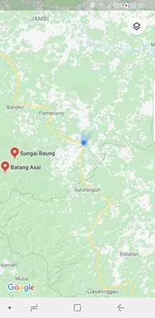 Batang Asai, Surga Tersembunyi di Sarolangun
