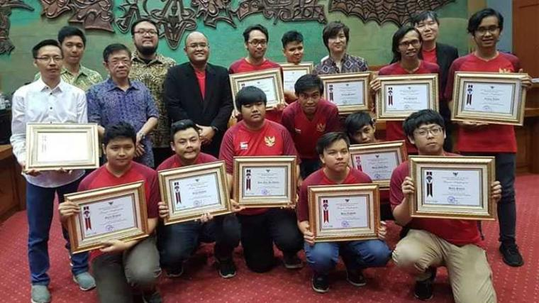 Ternyata Atlet E-Sports Asian Games 2018 Juga Dapat Apresiasi