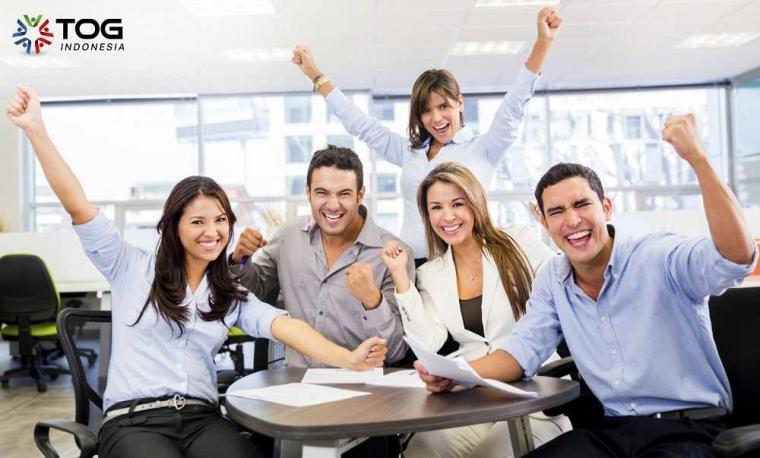 8 Tips Agar Merasa Bahagia Berada di Tempat Kerja