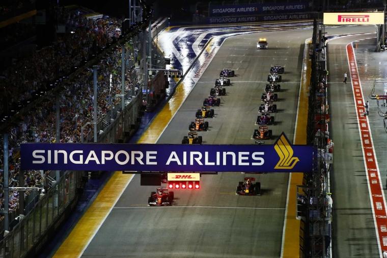 Pratinjau F1 GP Singapura 2018, Vettel Wajib Menang