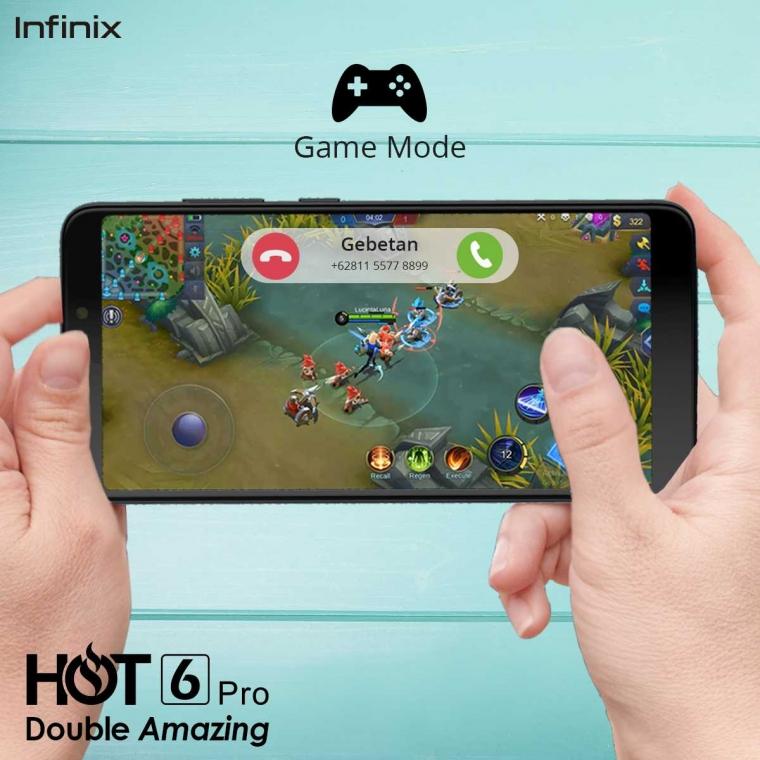 """Tentang """"HP Gaming"""", Ini Kata Infinix"""