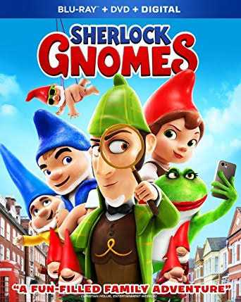 Resensi Film Sherlock Gnomes (2018)