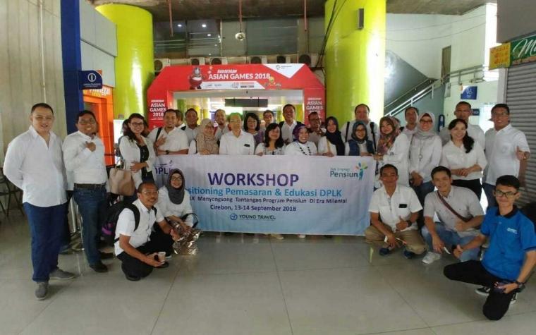 Asosiasi DPLK Gelar Workshop Pemasaran dan Edukasi DPLK