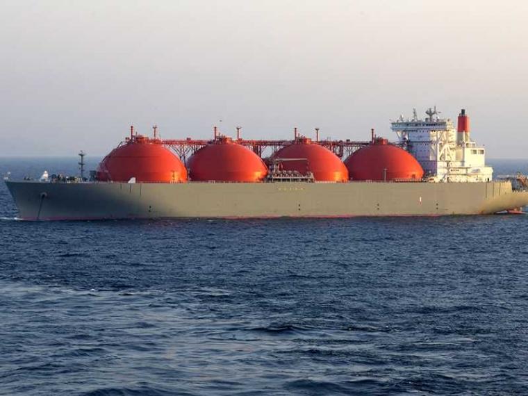 Menghemat Devisa dengan LNG
