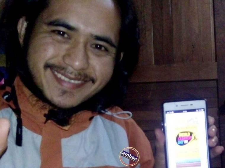 2 Hari Lagi WCD Serentak 150 Negara, Pemuda Loka Bakal Bersihan Bonto Lojong